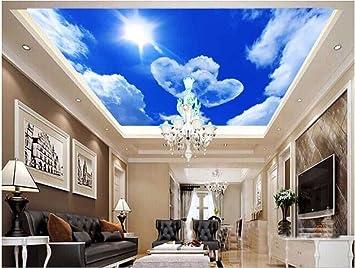 3d Fußboden Wolken ~ Weaeo d raum tapete benutzerdefinierte wandbild schönen himmel