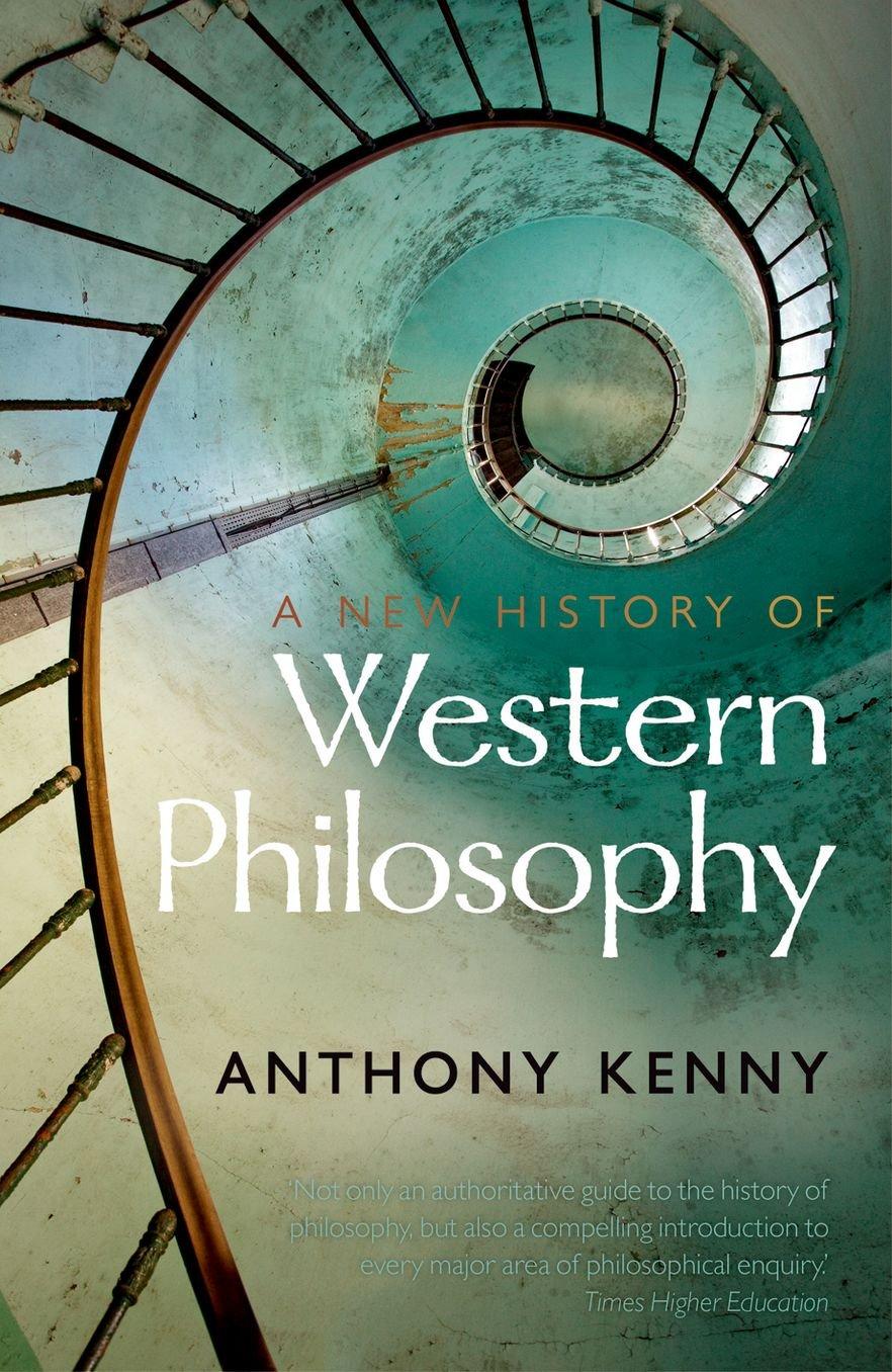 A New History of Western Philosophy: Amazon co uk: Anthony