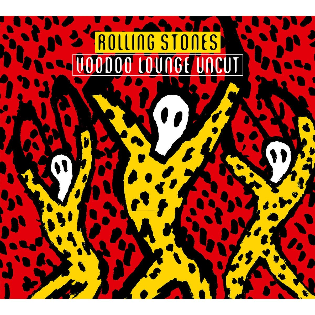 DVD : THE ROLLING STONES - Voodoo Lounge Uncut  (dvd + 2 Cds) (DVD)