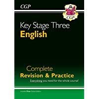 New KS3 English Complete Revision & Practice (with Online Edition)