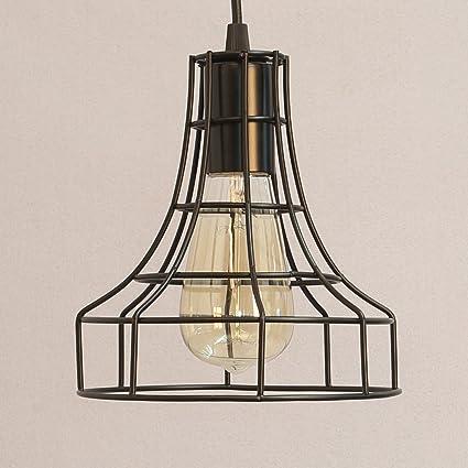 Vintage Metal Pendant Lamps Lighting Chandelier Light Industrial ...