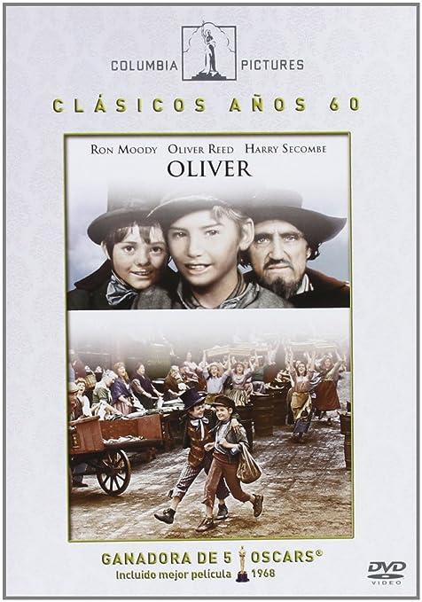 Oliver [DVD]: Amazon.es: Ron Moody, Shani Wallis, Oliver Reed ...