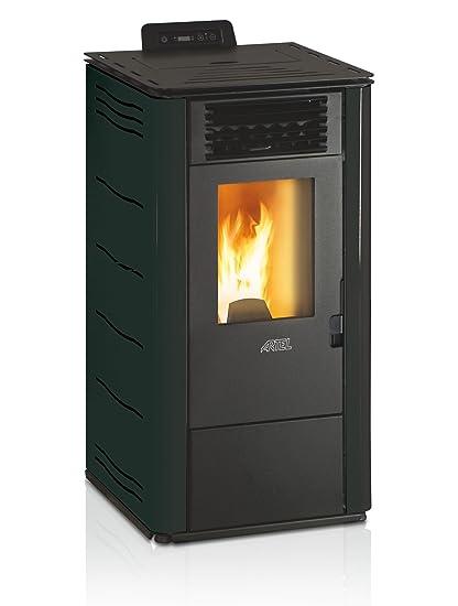Eficiente de gran alcance de energía ecológica de pellets calentador de la caldera de calefacción 6
