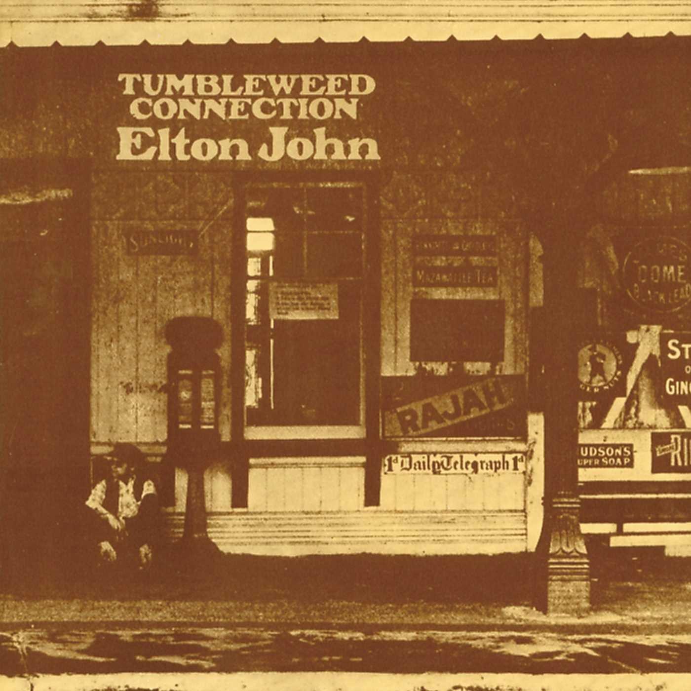 Tumbleweed Connection: Amazon.co.uk: Music