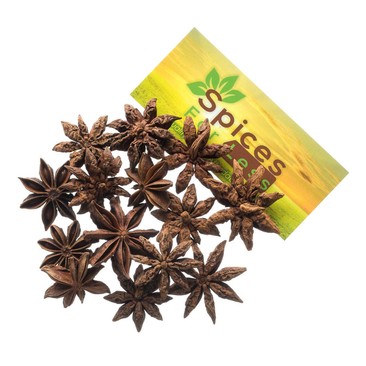 Anise, Star - 5 lbs Bulk by Spices For Less (Image #1)