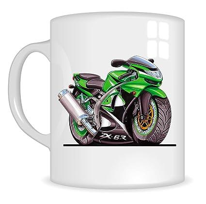 ka665mg Regalos de dibujos animados de Koolart de moto ...