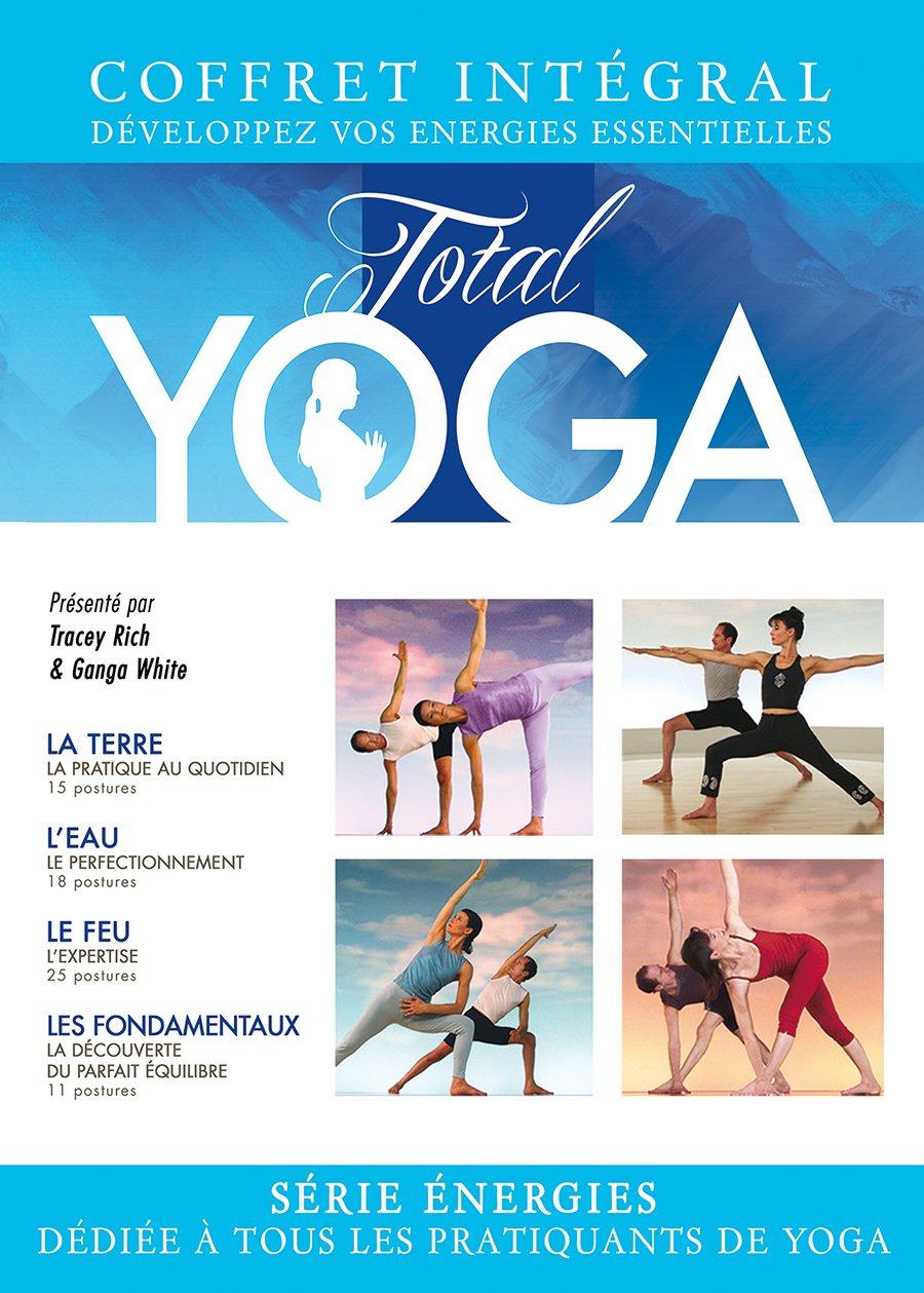 Total Yoga - Coffret 4 DVD [Francia]: Amazon.es: Tracey Rich ...
