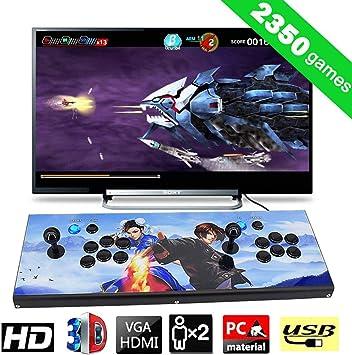 Amazon.es: ElementDigital Arcade Consola de Juegos 1080P 2350 en 1 ...