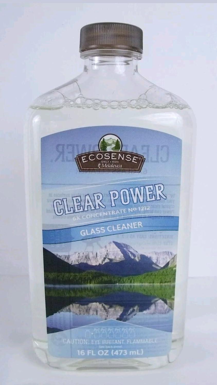 Amazon.com: Claro Power producto limpiador de vidrio – 12 x ...