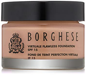Borghese Virtuale Flawless Foundation SPF 15, 1.5 oz