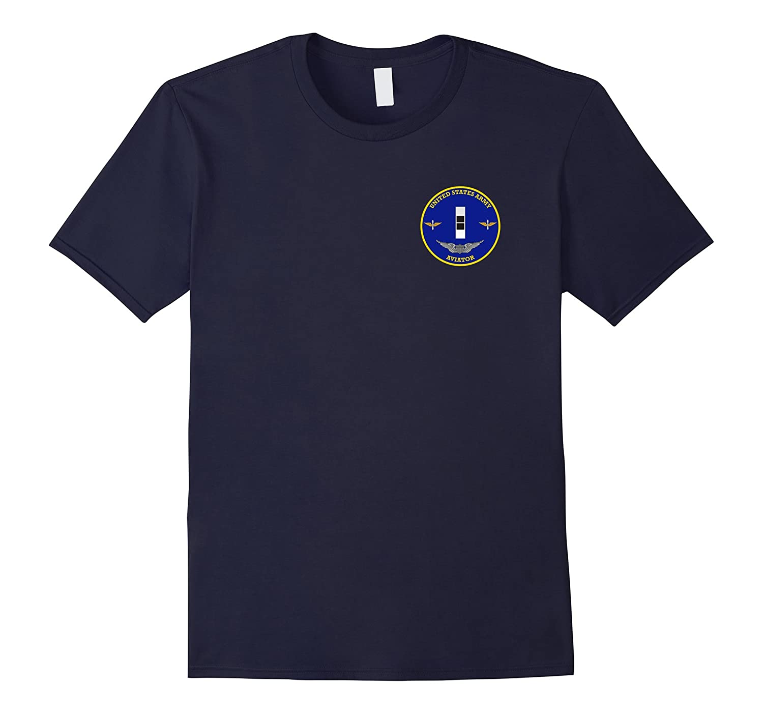 ARMY AVIATION CWO-2 PILOT T-SHIRT, ARMY AVIATOR W-2-Art