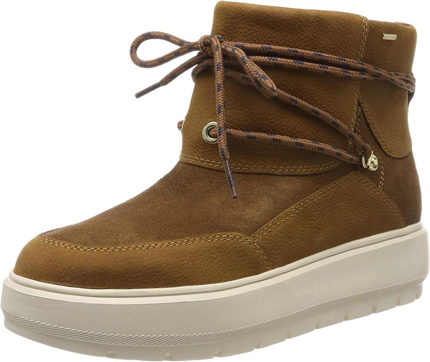 Humedal terminar lazo  Geox Women's D Kaula B ABX B Ankle Boots: Amazon.co.uk: Shoes & Bags