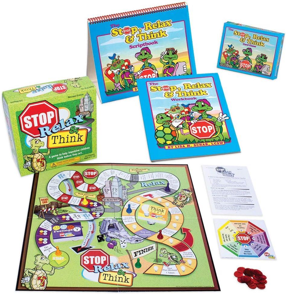 Colección The Stop, Relax & Think: Amazon.es: Juguetes y juegos