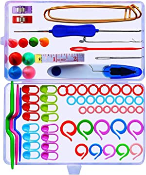 Knitting Accessories Knitting Kit Knitting Supplies Knitting Tools Cable Needles for Knitting Kits