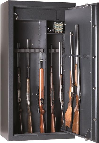 Armoire Forte Infac Classic 30 Ou 20 Armes Etageres Amazon Fr