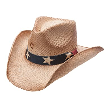 Amazon.com  Stetson   Dobbs OSSMIL-4034 Mens Sawmill Palm Leaf Straw ... 23748385177