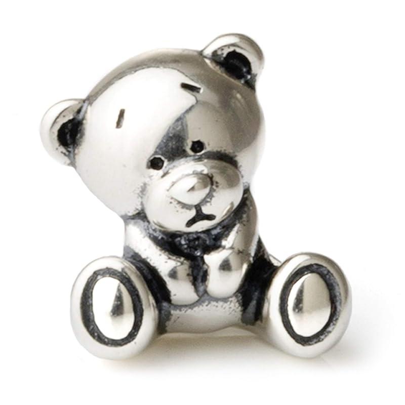 Sterling Silver 925 Teddy Bear Pendant Jewels Obsession Teddy Bear Pendant 30 mm