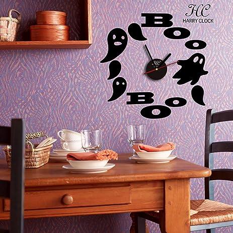 Amazoncom HARRY CLOCK Wall Sticker Decal Clock Made in Japan Boo