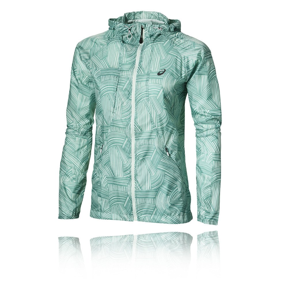 Asics FuseX Packable Women's Running Jacket - AW16