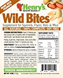 Henry's Wild Bites - The Only Food for
