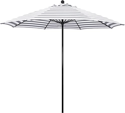 California Umbrella EFFO908-F95 Oceanside Series Patio Umbrella