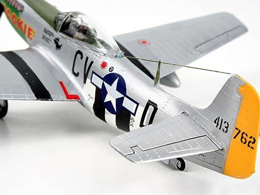 Revell 4148 P 51D Mustang - Maqueta de helicóptero para pintar y ...