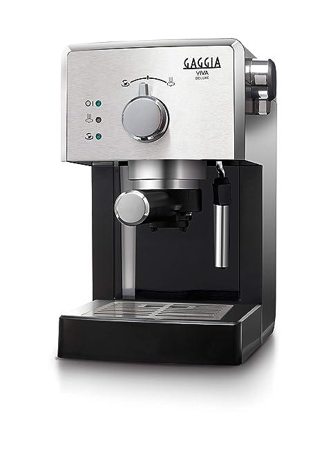 Gaggia Viva Deluxe - Máquina de café: Amazon.es: Hogar