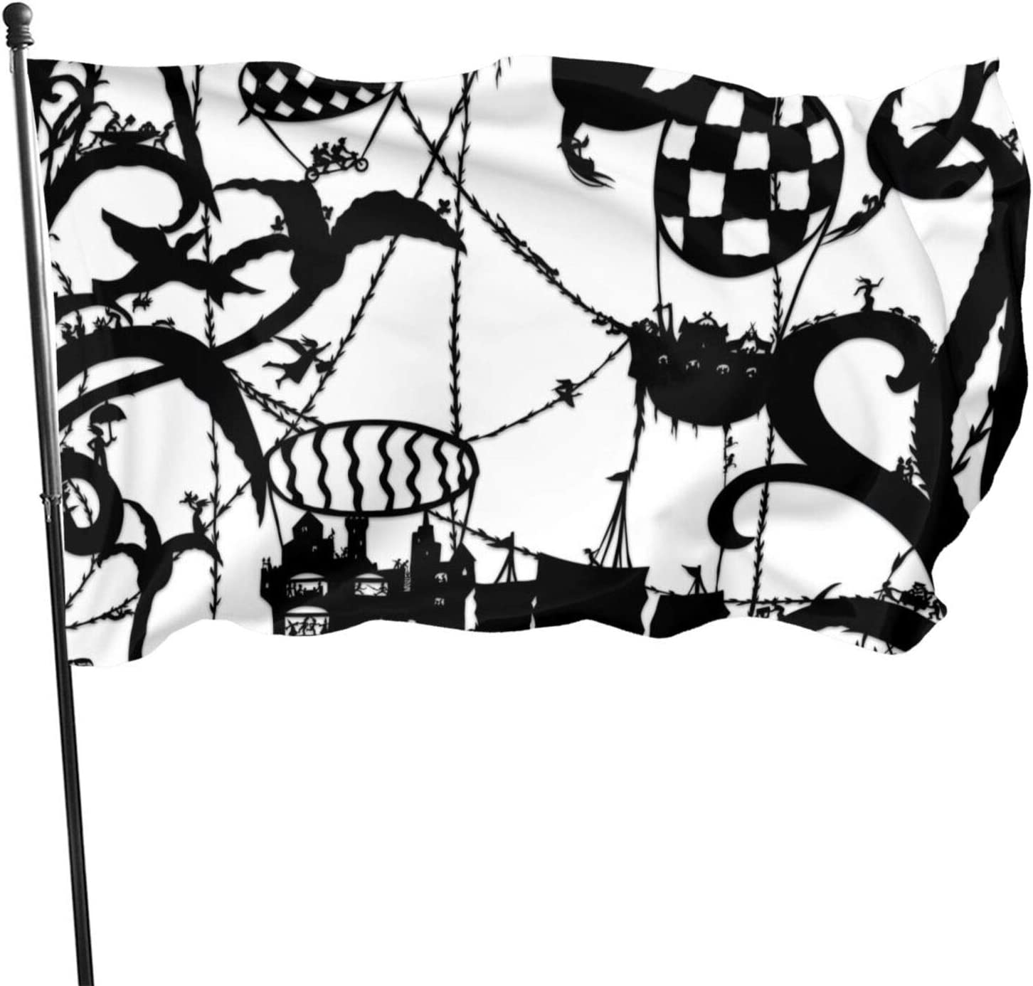 EUKhan Music Dave Matthews Come Tomorrow 3x5 Ft Rock, Jazz, Rap and Metal Music Flag, Suitable for Balcony Garden and Outdoor Banners Flag, Uv Fade Resistant Flag