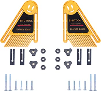 BI-DTOOL Double Featherboards