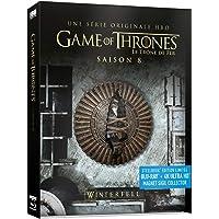 Game of Thrones – Saison 8 Steelbook Edition Limitée (Blu-ray + 4K ultra HD)