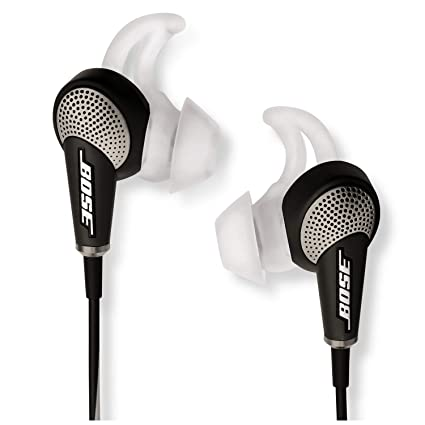 6b1cd99e095 Amazon.com: Bose QuietComfort 20i Acoustic Noise Cancelling Headphones:  Home Audio & Theater