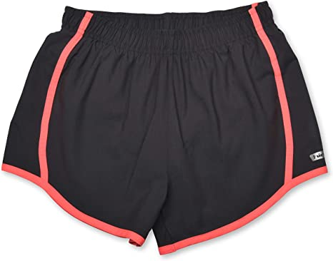 Hind Kids Girls 4-Pack Athletic and Running Activewear Shorts