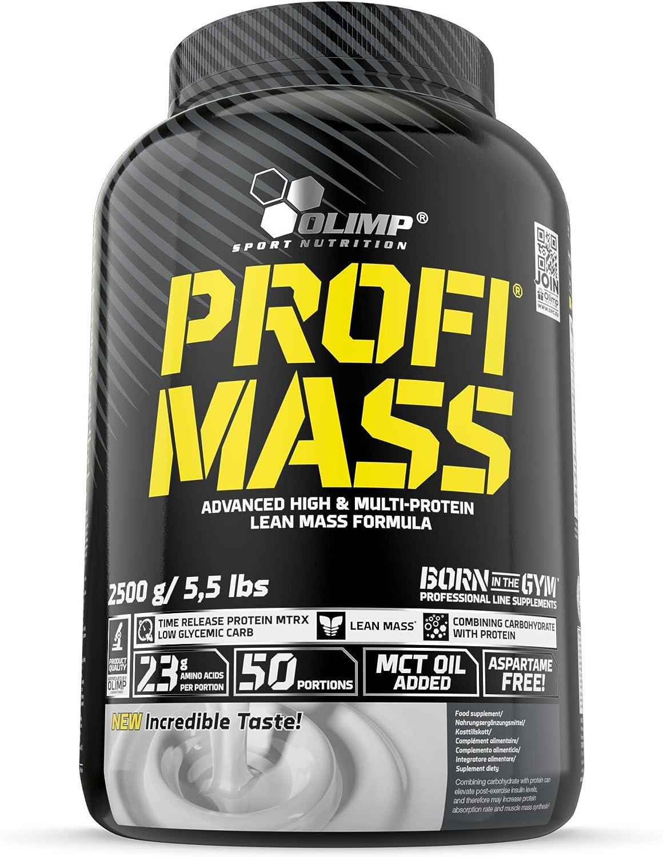 Olimp Sport Nutrition Ganador de Peso, Sabor Fresa - 2500 gr ...