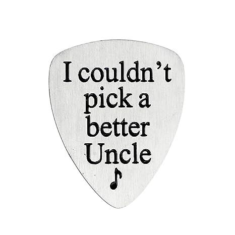 bespmosp yo no podría elegir una mejor tío púa de guitarra de ...