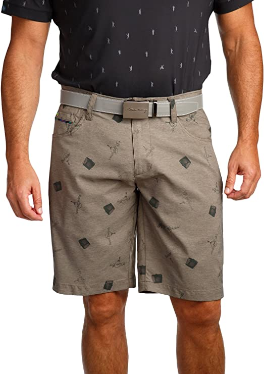 William Murray Golf Homeland Shorts