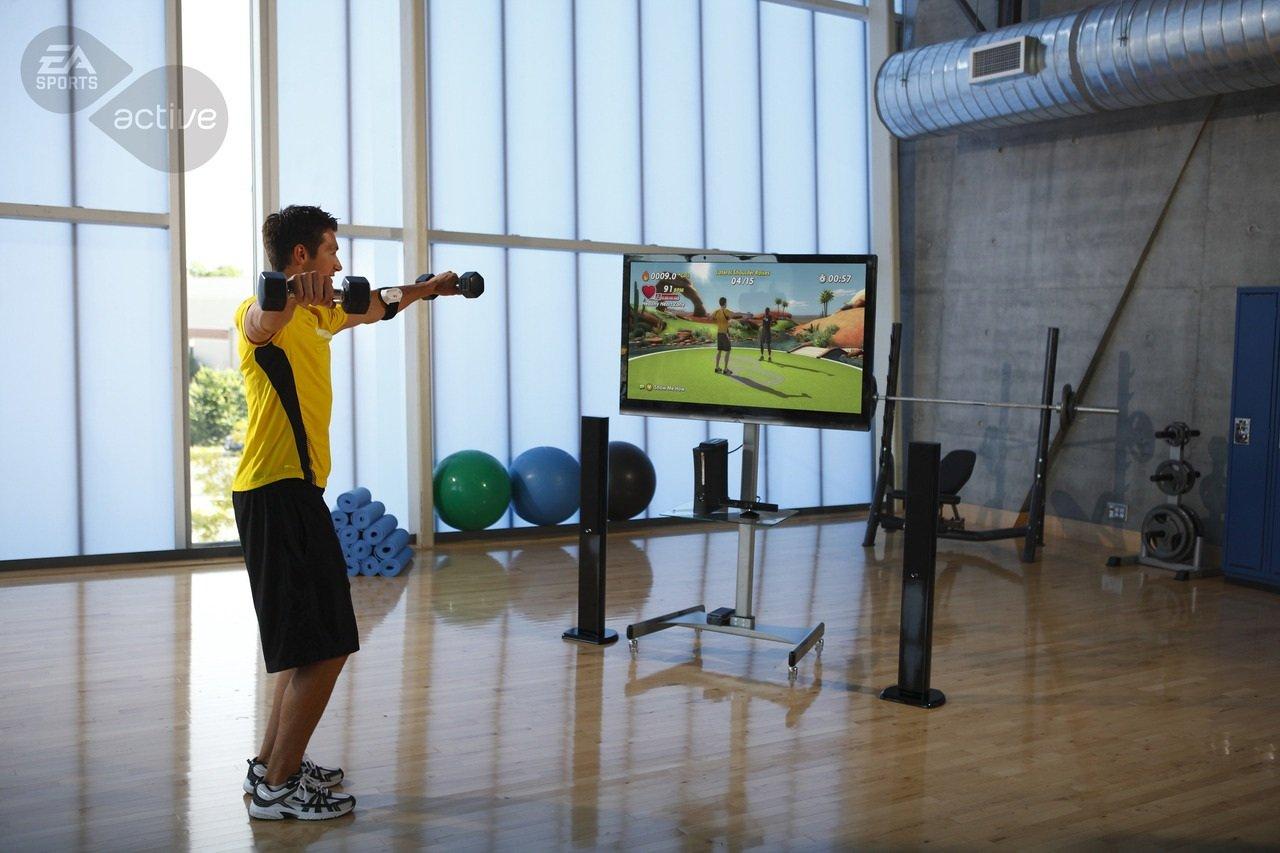 EA Sports Active 2 - Compatible Playstation Move [Importación francesa]: Amazon.es: Videojuegos