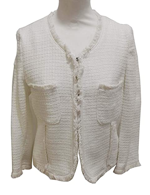 Chaqueta Chanel Blanco S Blanco: Amazon.es: Zapatos y ...