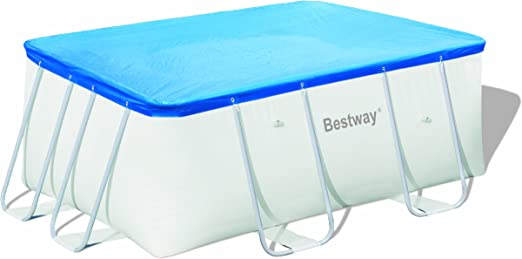 Bestway 58232 - Cobertor Invierno para Piscina Desmontable 412x201 ...