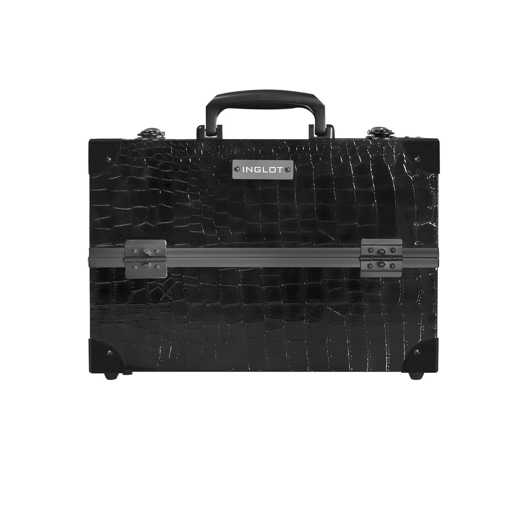 Inglot Inglot Makeup Case Crocodile Leather Pattern Medium Kc-Pac01 by Inglot