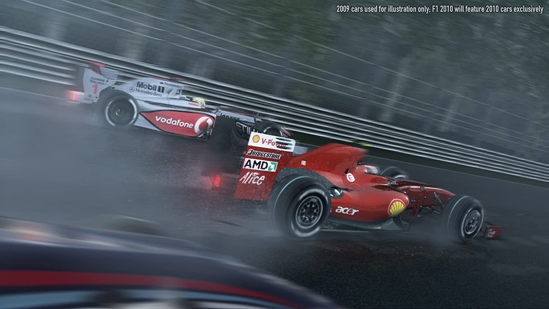 Codemasters Formula One 2010 (PS3) - Juego: Amazon.es: Videojuegos