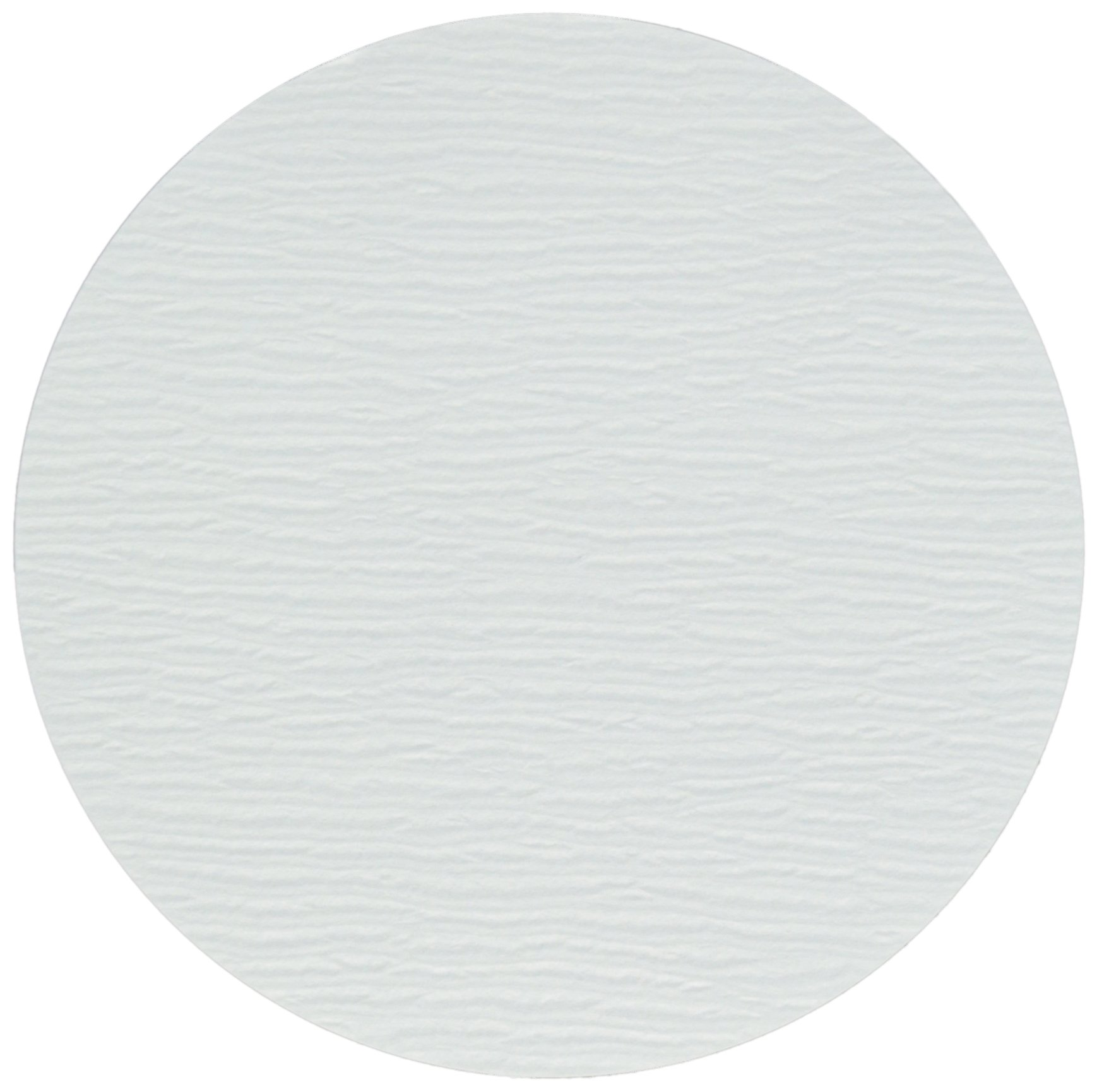 GE Whatman Reeve Angel 5230-125 Qualitative Filter Paper, Circle, Crepe Surface, Very Fast Speed, Grade 230, 12.5cm Diameter (Pack of 50)