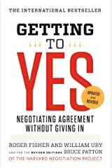 Getting to Yes: Negotiating Agreement Without Giving In Paperback