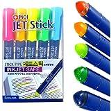 Donga Inkjet Safe Jet Stick Solid Gel Highlighter