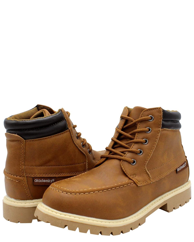 ,Brown,13 Akademiks Kids Polar 01 Boot Little Kid