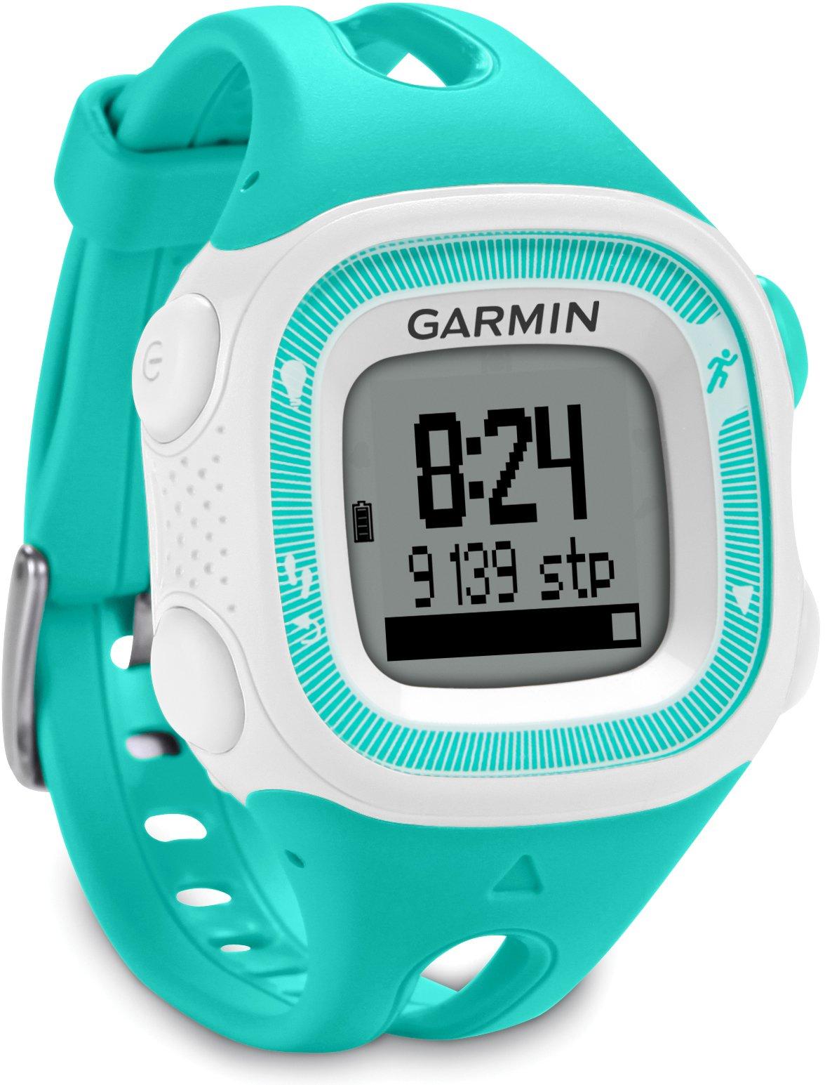 Garmin Forerunner 15 HRM - Reloj deportivo con GPS y monitor de actividad con monitor de