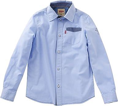 Levis Kids - Camisa - para niño: Amazon.es: Ropa y accesorios