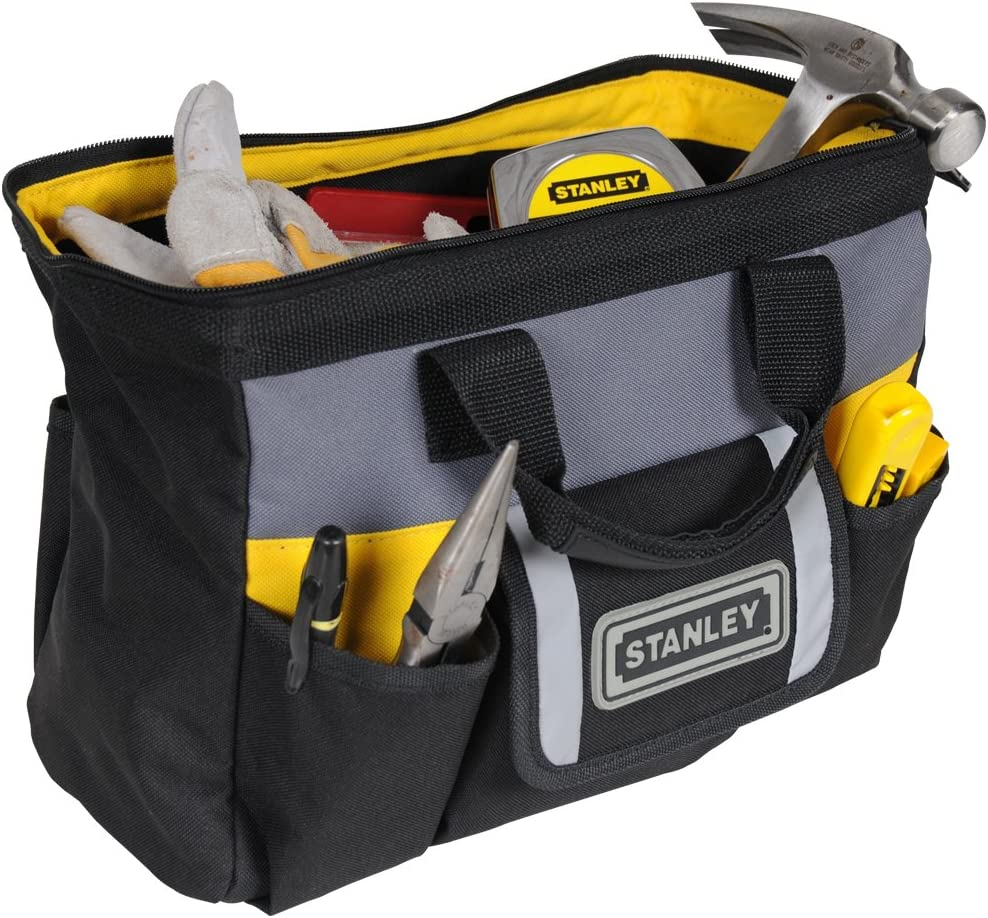 Stanley STST70574 12-Inch Soft Sided Tool Bag by Stanley