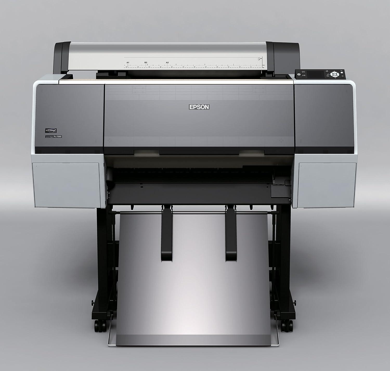 Epson Stylus Pro 7890 - Impresora de Gran Formato (40m²/Hour, 2880 x 1440 dpi, A1 (594 x 841 mm), 3 mm, A1, A2, A3, A4, Ethernet) Si: Amazon.es: Informática