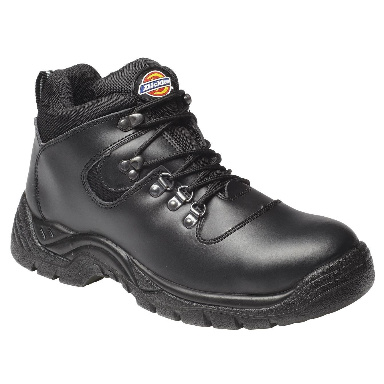 Dickies Fury Super / Safety Hiker - Black - UK 11 / Super US 12 / EU 46 B00K70L2JG Boots 22b466
