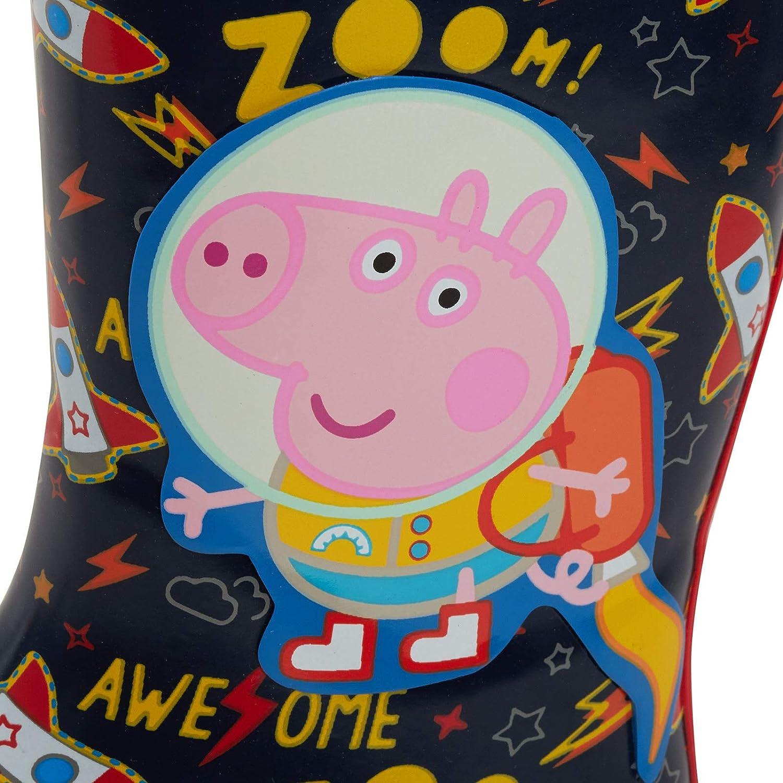 Peppa Pig George Pig Astronaut 3D